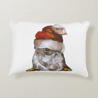 Miya the Swedish Gnome Santa Decorative Cushion