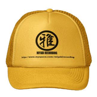 miyabirecording cap
