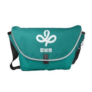 Miyagi Kamon Messenger Bag