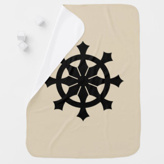 Miyake wheel treasure _ammunition box baby blanket