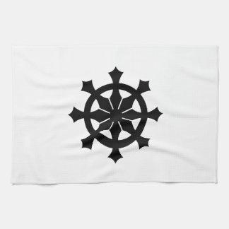 Miyake wheel treasure _ammunition box tea towel