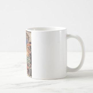 Miyamoto Musashi Basic White Mug