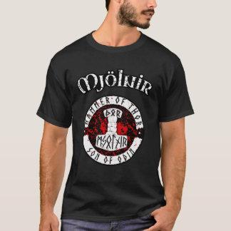 Mjolnir Hammer of Thor Son of Odin God of Thunder T-Shirt