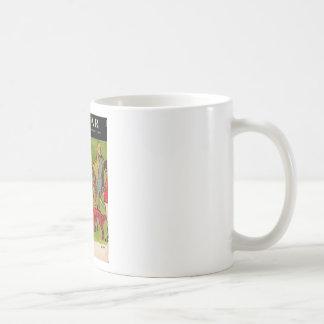 Mk II 3.4 Classic White Coffee Mug