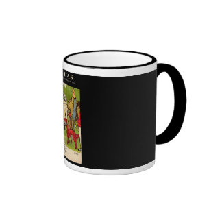 Mk II 3.4 on Black Coffee Mugs