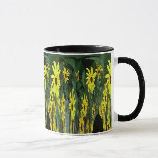 MkFMJ Flower's Mug