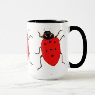 MKFMJ Lady Bug's Mug