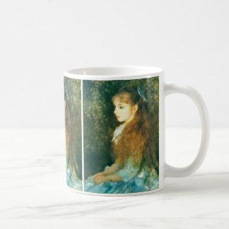 Mlle Irene Cahen D'Anvers  by Renoir Coffee Mug