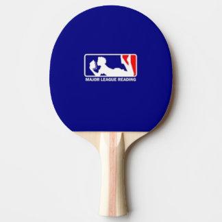 MLR Ping-Pong Paddle