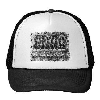 MMA 06 TRUCKER HATS