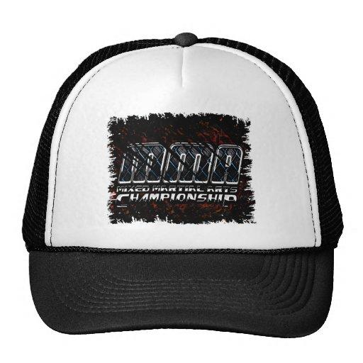 MMA 08 HATS