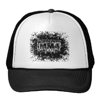 MMA 16 TRUCKER HAT