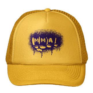 MMA 24 MESH HATS