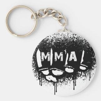 MMA 24 KEY RING