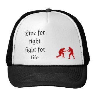 MMA CAPS MESH HATS