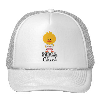 MMA Chick Hat