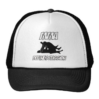 MMA designs Trucker Hats