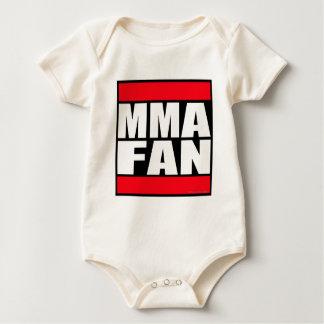 MMA FAN mixed martial arts MMA Baby Bodysuit