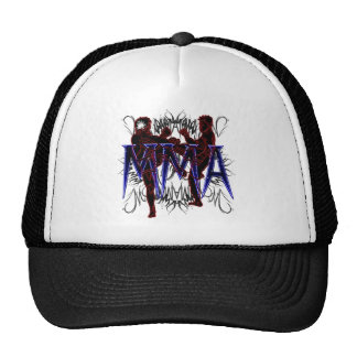 MMA fighters hat