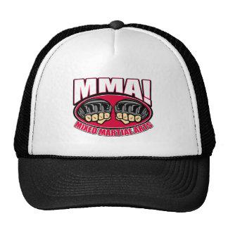 MMA Fists Mesh Hat