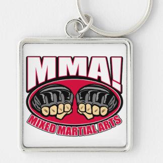 MMA Fists Key Ring