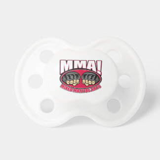 MMA Fists Pacifiers
