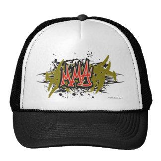 MMA Graffiti Trucker Hat