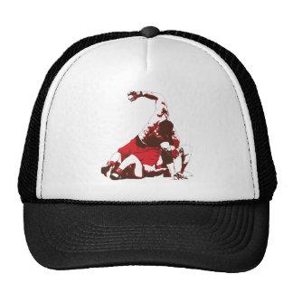 MMA Ground Pound Mesh Hats