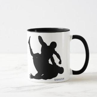 MMA Ground & Pound Mug