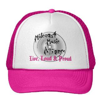 MMA Hat Pink