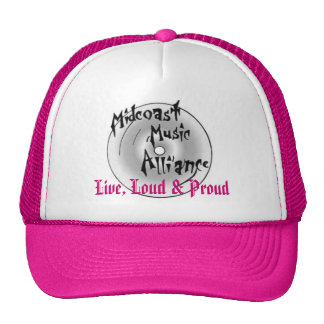 MMA Hat Pink