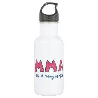 MMA It's a Way of Life 532 Ml Water Bottle