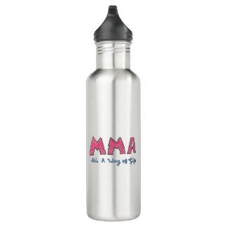 MMA It's a Way of Life 710 Ml Water Bottle