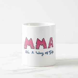 MMA It's a Way of Life Mug