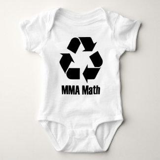 MMA Math Baby Bodysuit