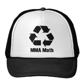 MMA Math Mesh Hat