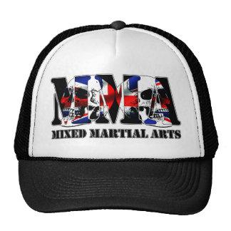 MMA Mixed Martial Arts UK Skulls Cap