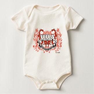 MMA - Nothing else matters Baby Bodysuit
