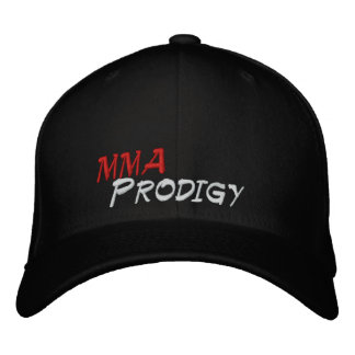 MMA, Prodigy Embroidered Hat
