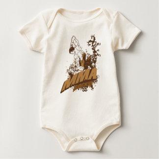 MMA Rocks Baby Bodysuit