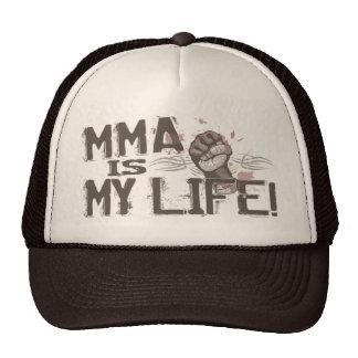 MMA Rocks Mesh Hat