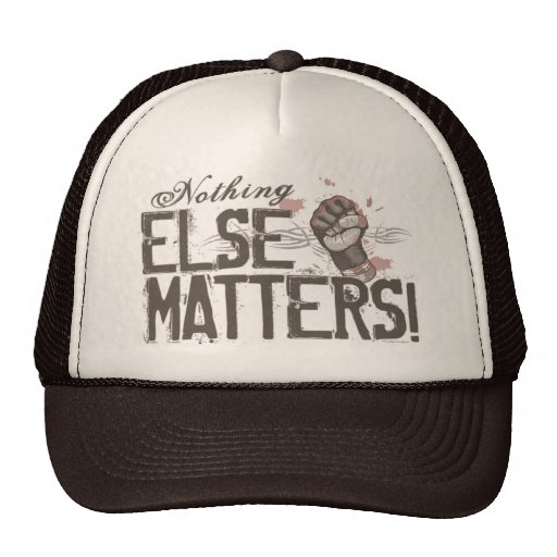 MMA Rocks Mesh Hats