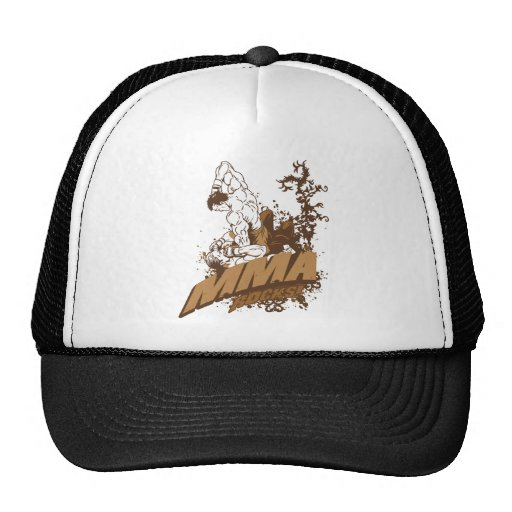 MMA Rocks Hats