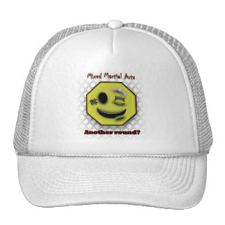 MMA Smile, Another round? Mesh Hat