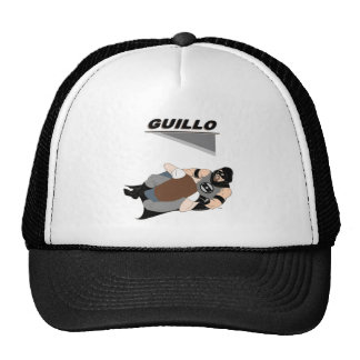 MMA Superhero Guillo Mesh Hats
