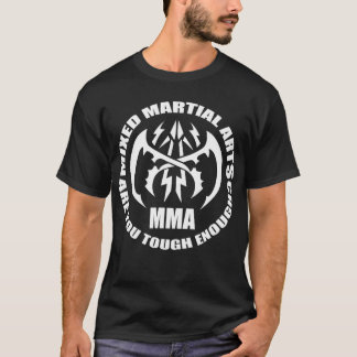 MMA Tough Enough T-Shirt