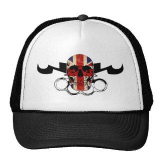 MMA United Kingdom Skull Trucker Hats