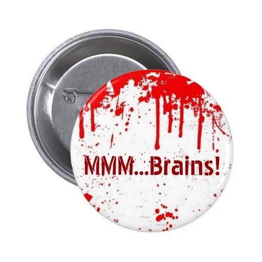 MMM...Brains Button