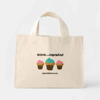 mmm...cupcakes! Tote Mini Tote Bag