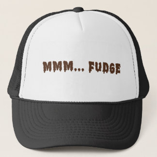 Mmm...fudge Trucker Hat